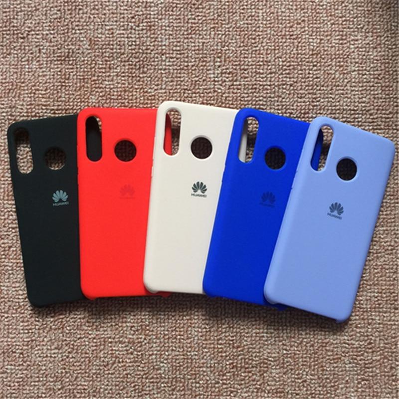 Оригинальный huawei p30 lite чехол жидкий силиконовый защитный чехол для мобильного телефона для P30 Lite шелковистый мягкий детский кожаный матовый жесткий чехол