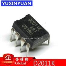 5 PCS/lot D2011K STR-D2011K LCD TV CIRCUIT dalimentation DIP8 SQD2011K
