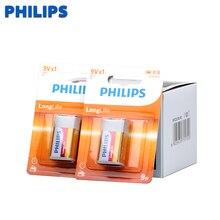 10 pièces//philips PP3 6F22 6LR61 MN1604 9V piles sèches Super résistantes Non rechargeables pour caméra Radio
