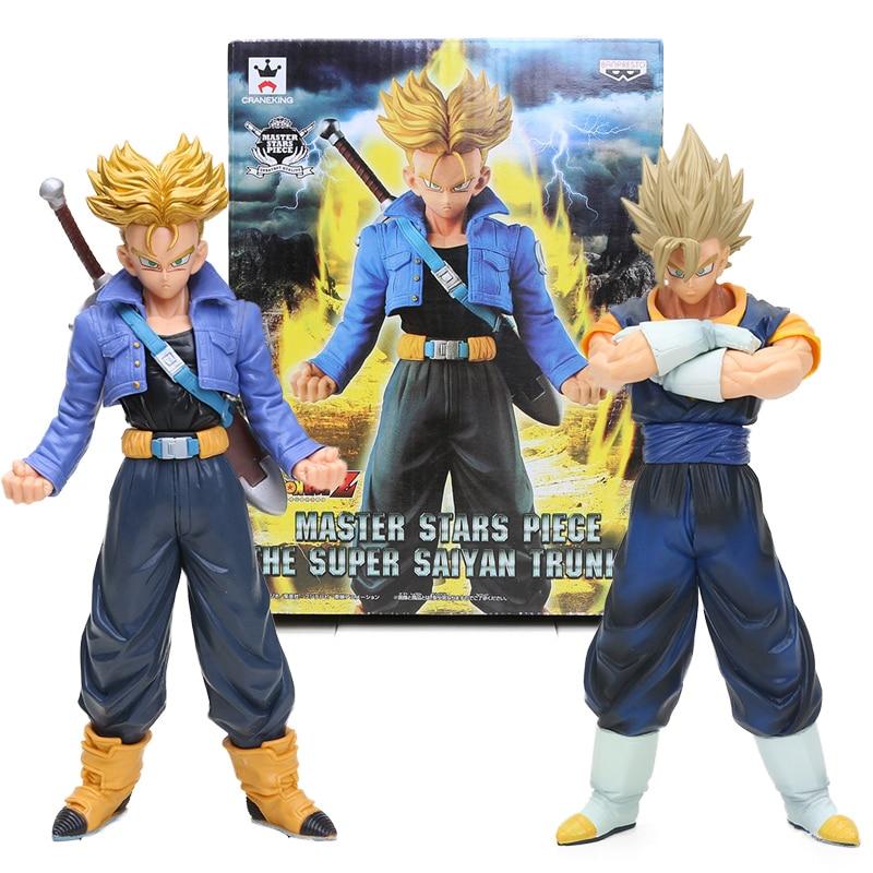 20cm 25cm Master Sterne Piece Gokuh Trunks PVC Action Figure Dragon Ball Z Figuren Spielzeug Super Saiya MSP colletible Modell Puppen