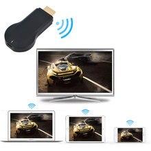 Kebidumei caliente 1080P Smart TV Stick Dongle WiFi wifi receptor pantalla para DLNA Airplay para Miracast Airmirroring reproductor de medios