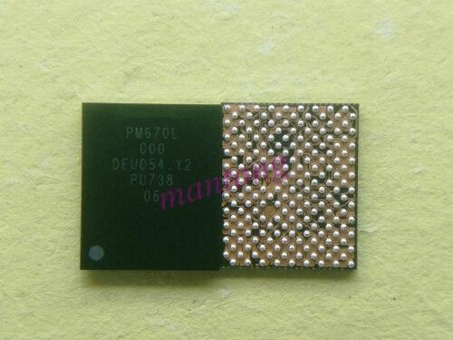1 Uds PM670 000 001 PM670L 000 000-01 PM670A 000-01 000 power ic