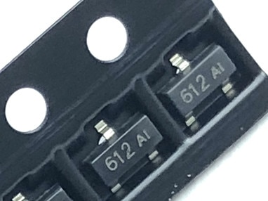 50pcs/lot DMZ6012E DMZ6012 600V/100mA SOT23 Depletion type N-MOS tube New original