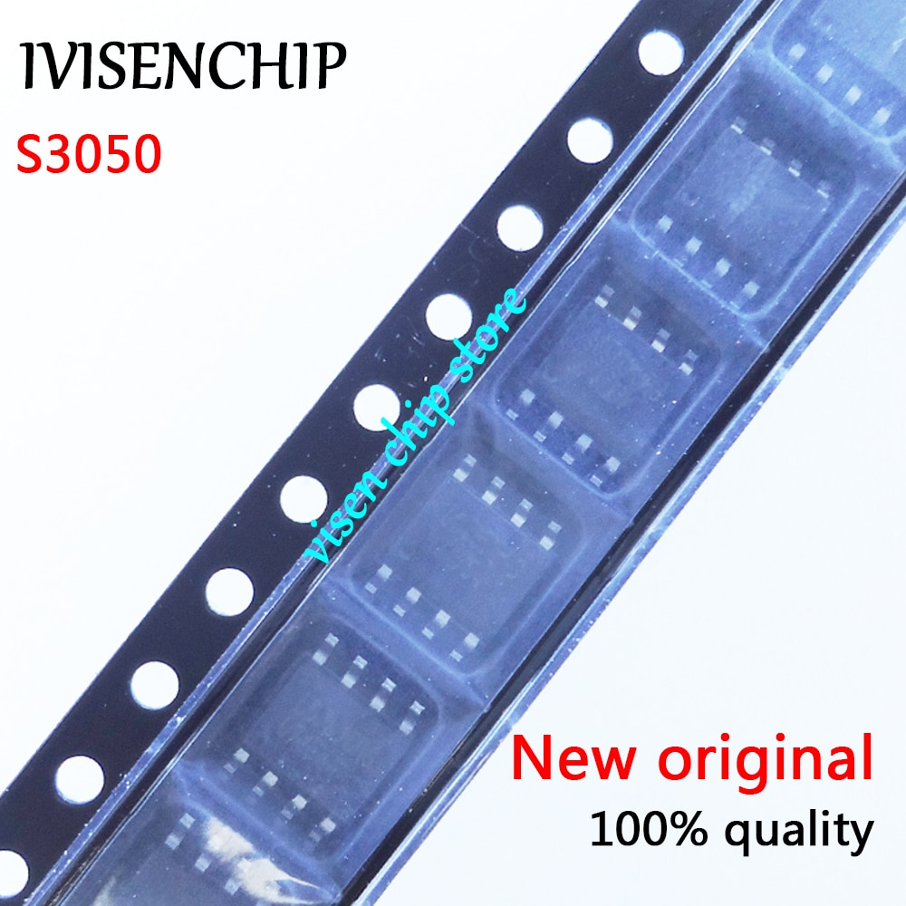 10pcs S3050B S3050 S3050B SEM3050 SOP-8