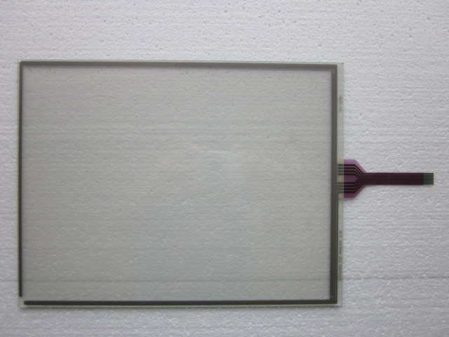 لوحة زجاجية تعمل باللمس GT/GUNZE USP 4.484.038G-26 ، لإصلاح لوحة HMI ~ افعلها بنفسك ، جديدة وأصلية في المخزون