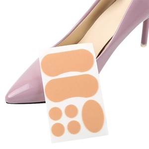 70pcs/10sets High Heel Pads Shoes Cushion Blister Prevention Insoles Liners Anti Slip
