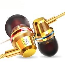 Écouteurs intra-auriculaires professionnels en métal pour écouteurs de basse musique pour ASUS ZenFone Max Pro M1 M2 écouteurs stéréo stéréo
