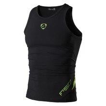 Jeansian-camisetas deportivas sin mangas para correr, ropa deportiva ajustada de compresión, Grym, entrenamiento, LSL3306