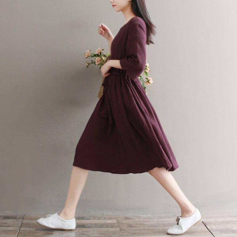 Vestido de verano para mujer, ropa de calle, vestido de verano para mujer