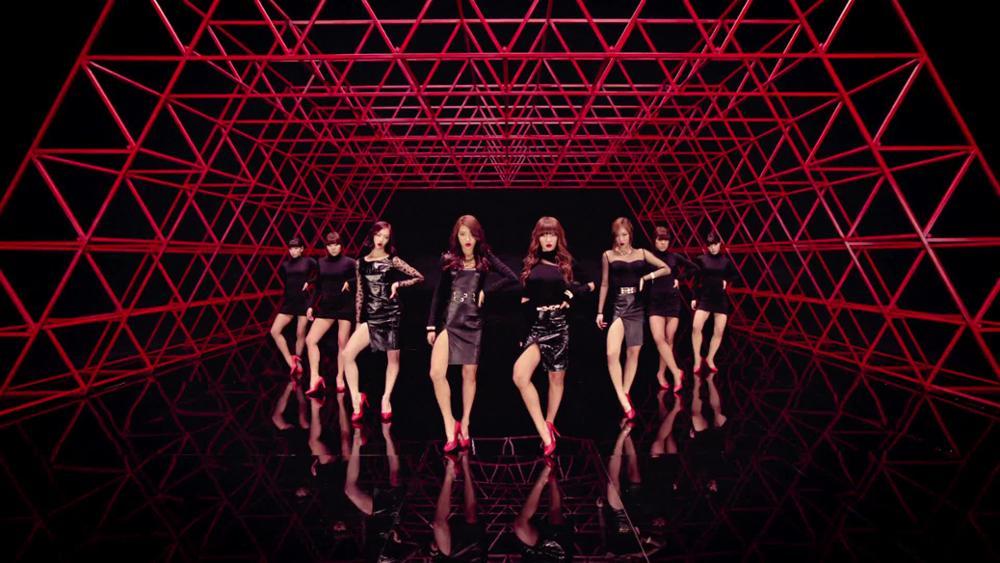 SISTAR K pop хип-хоп электронный танцевальный Корейский Поп-поп домашний декор холст постер