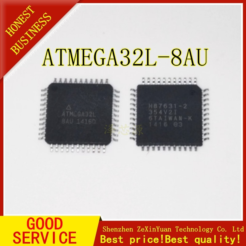 5 шт./лот ATMEGA32L-8AU ATMEGA32L ATMEGA32 QFP44 Новый