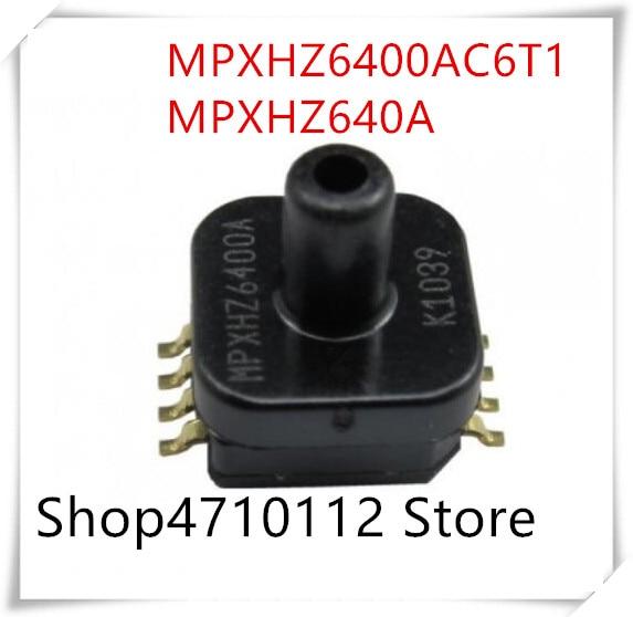 Nuevo 10 unids/lote MPXHZ6400AC6T1 MPXHZ6400A MPXHZ6400 sensor de presión