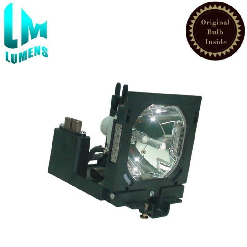 Dorigine POA-LMP80 lampe de projecteur avec boîtier pour SANYO PLC-EF60 PLC-XF60/Eiki LC-SX6 LC-X6/Christie LS + 58 LX66 LX66A