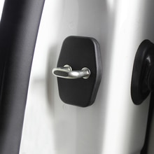 Car door Stopper Protection Cover fit For Peugeot 301 308 3008 GT 408 2008 508 Elysee C-QUATRE  accessories car sticker