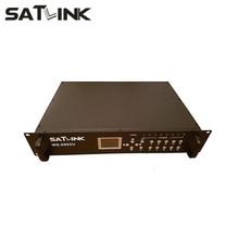 Modulateur 8 voies WS-8902U par satellite DVB-T HD 1080P MPEG4 HD/AV