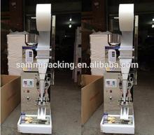 Machine de pesage automatique, Machine à emballer de sachet de thé pour les granules de graines de thé darachides de riz de poudre