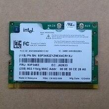 Int wm3b2200bg 802.11g/b wifi cartão para lenovo thinkpad r50 r51 r52 t42 x41 series, fru 93p3483
