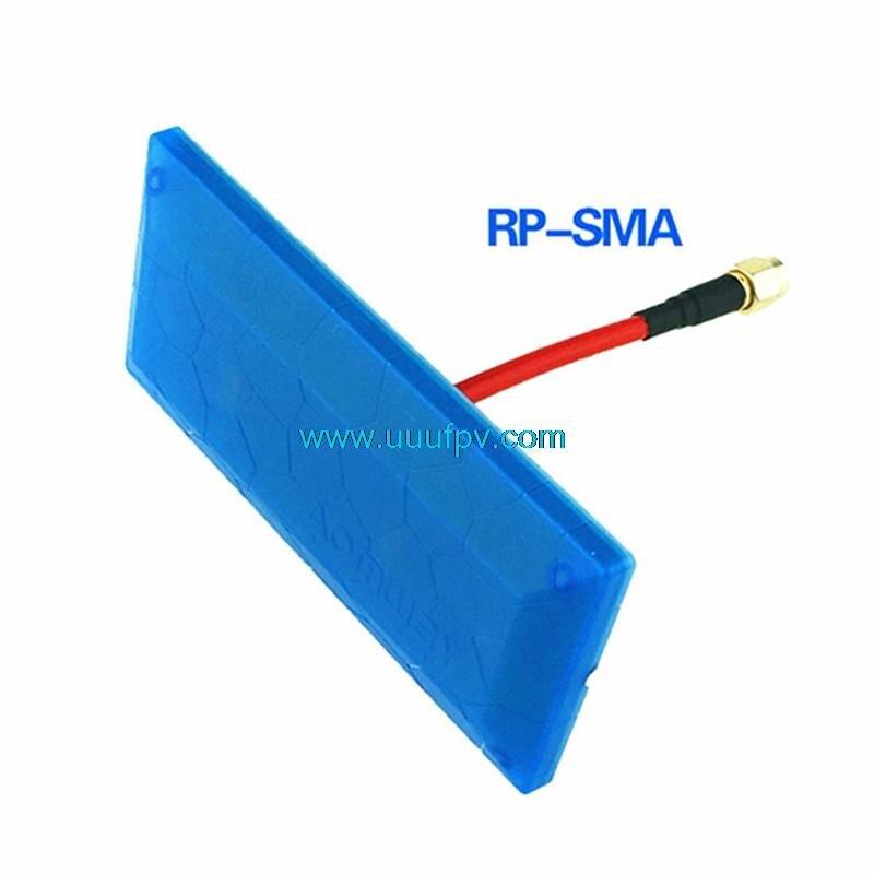 Антенна Aomway FPV 5,8G 13 дБ с высоким коэффициентом усиления, усилитель сигнала, алмазная направленная антенна SMA, RP-SMA для радиоуправляемого приемника беспилотника, передатчик