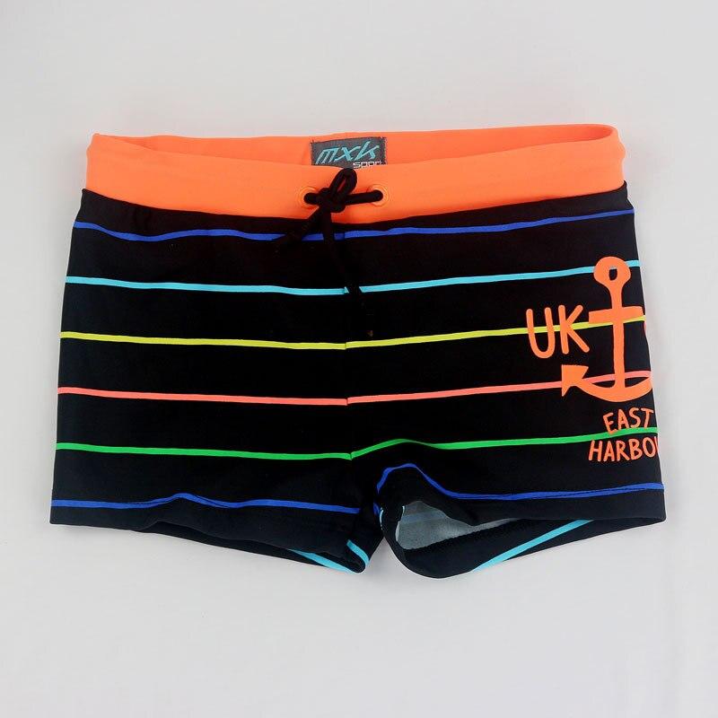 2020 novo verão crianças menino nadar bonito listrado trunks crianças calções de natação 2 3 4 5 6 anos meninos praia roupas do menino