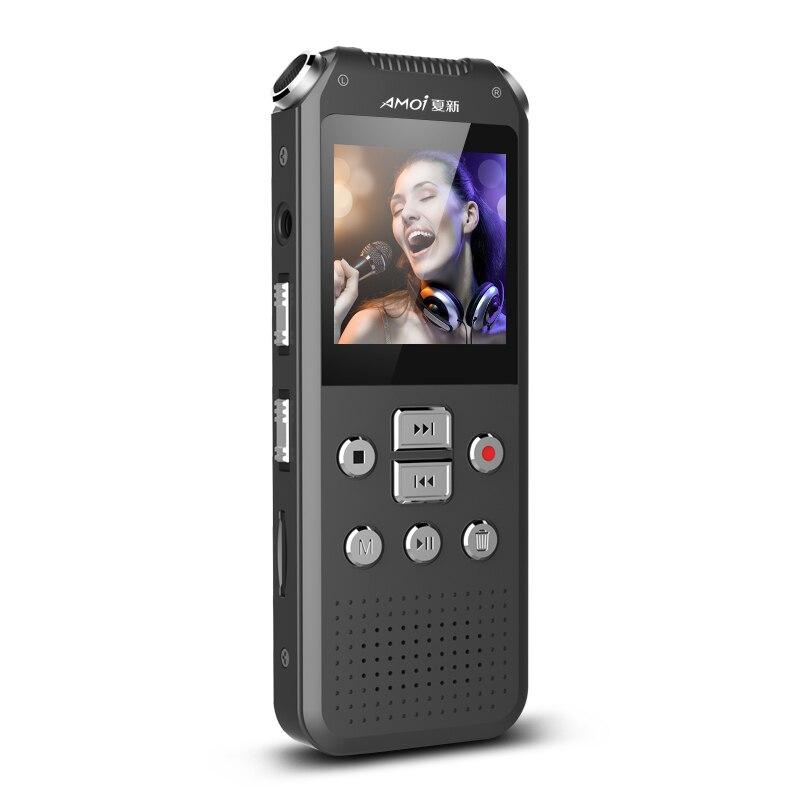 Цифровой диктофон Amoi A82 с датчиком движения, 720P