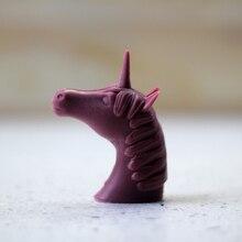 Silikonowe do mydła formy do robienie mydła 3D kształt konia Handmade rzemiosło żywiczne