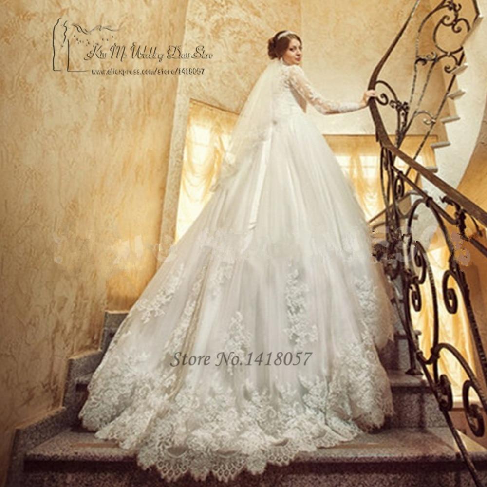 Vestido de Boda de Princesa occidental de campo, vestido de Novia con...