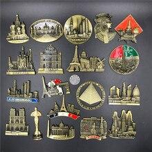 Babelemi metal 3d hollywood egito paris mianmar índia malásia barcelona dubai moscovo xangai macau frigorífico ímã lembrança