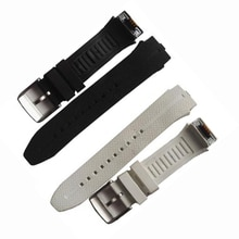 100% garantie originale bracelet de montre bracelet en caoutchouc en plastique avec antenne pour LG Urbane 2 LTE w200 montre intelligente