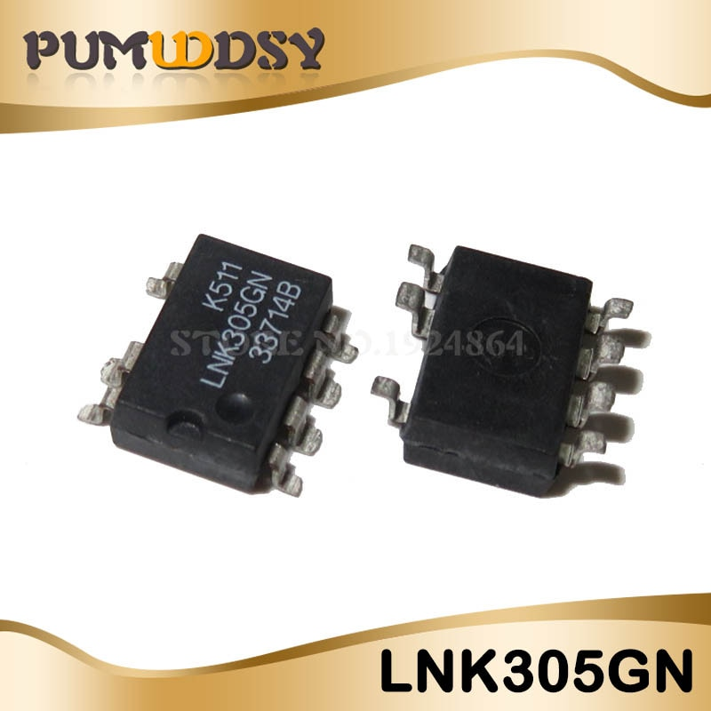 50PCS LNK305GN LNK305G LNK305 LNK305G 305G IC SOP7