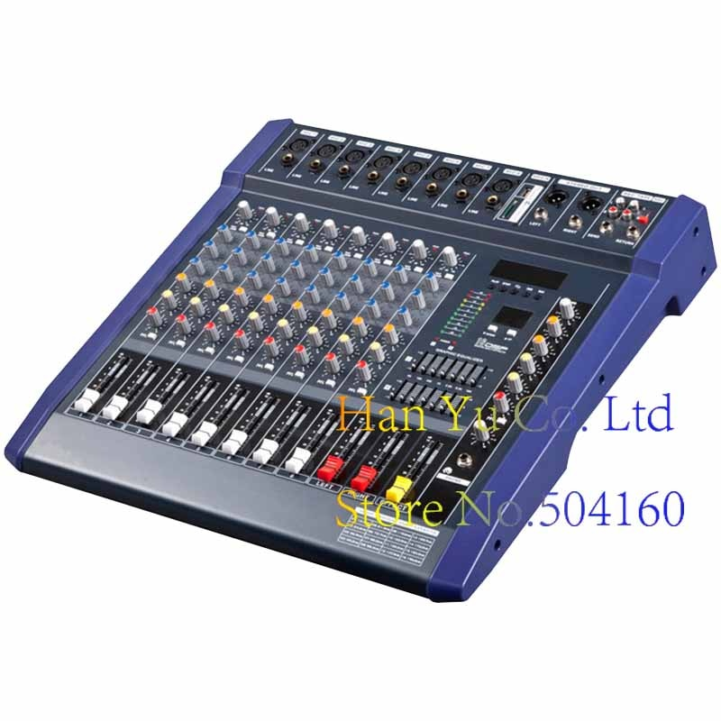 7 Dual band EQ 7 Dual band EQ built-in EQ con 16 DSP effector pantalla digital opcional función MP3