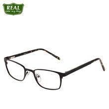 Fashion Retro Mirror Frame Metal Stainless Steel Glasses Frame For Men And Women Prescription Myopia