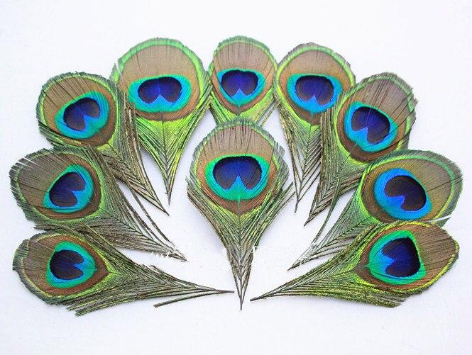 50 pçs/lote 8 cm de comprimento natureza pavão olhos azul Peacock Fly subordinação Material FREESHIPPING