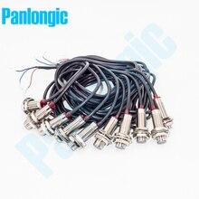 10PCS NJK-5002C NPN NO 10mm Hall Effect Sensor Proximity Switch DC 6~36V Inductive Proximity Sensor Switch High Quality