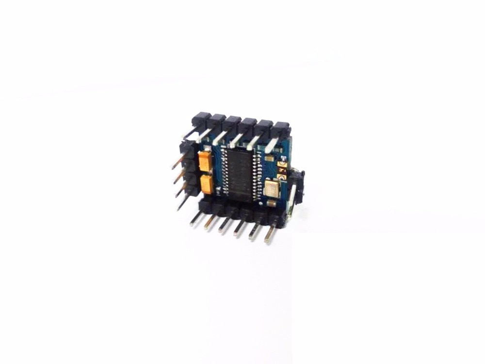 MICRO MINIMOSD Minim OSD Mini OSD soldado osd W/KV equipo MOD para CC3D Naze 32 vzmr8338