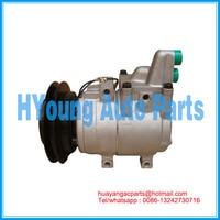 auto ac Compressor for Ford RANGER 2.5TD/ Mazda BT50 B2500 B2900 1pk 140mm 97701-34700 F500-RZWLA-07