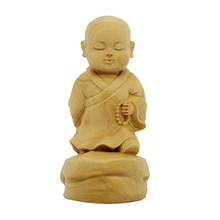 Bonze bouddha conception bougie moule savon moule résine artisanat arôme gypse décoration artisanat moules 3D Silicone moule