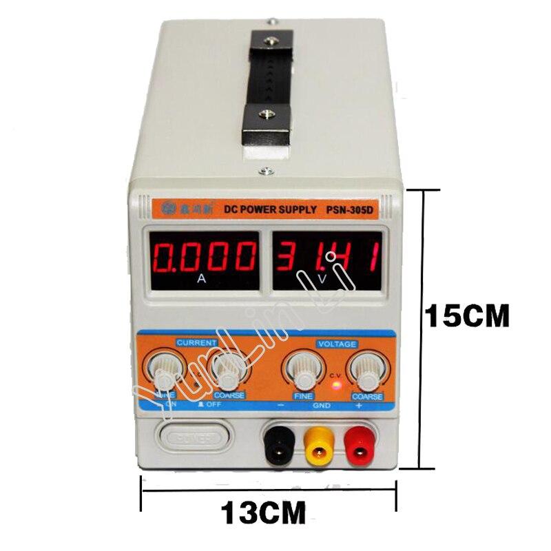 Stablizers regulados 30V/5A interruptor regulado ajustable fuente de alimentación Digital DC 30V/5A 110V/220V SMPS