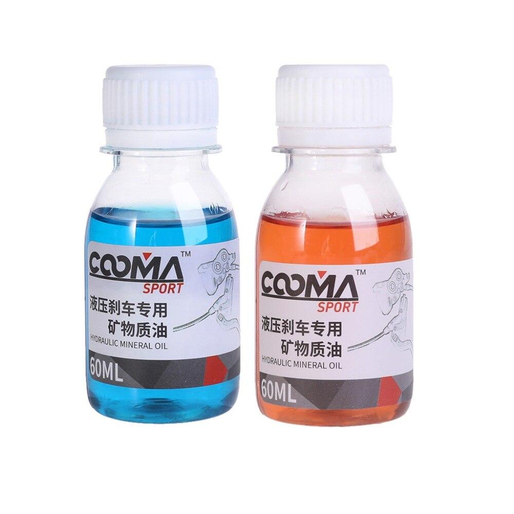 60 мл велосипедный тормоз минеральное масло система жидкости Велоспорт MTB велосипед для Shimano MAGURA