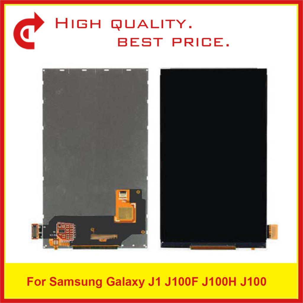 10Pcs/lot Original For Samsung Galaxy J1 J100 J100H J100F Lcd Display Screen J100 LCD Display Replacement