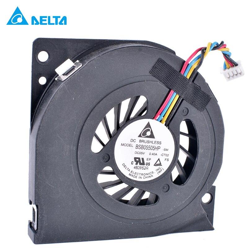 BSB05505HP 5V 0.40A CT02 DT23 A01 769264-001 Fan