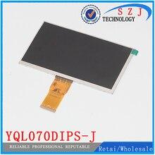 Original 7 pouces LCD panneau daffichage YQL070DIPS-J pour tablette pc écran LCD pour Newman F7 remplacement livraison gratuite