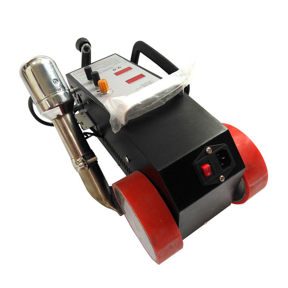 Lxhcoody de aire caliente de soldadura de pvc máquina de soldador de plástico banner de PVC máquina de soldadura