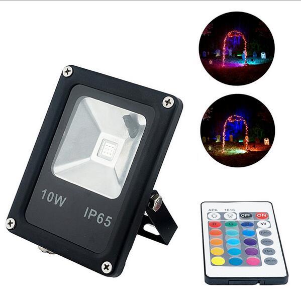 Iluminación Exterior de 10W, 20W, 30W, 50W, Foco de proyección Led, luz...