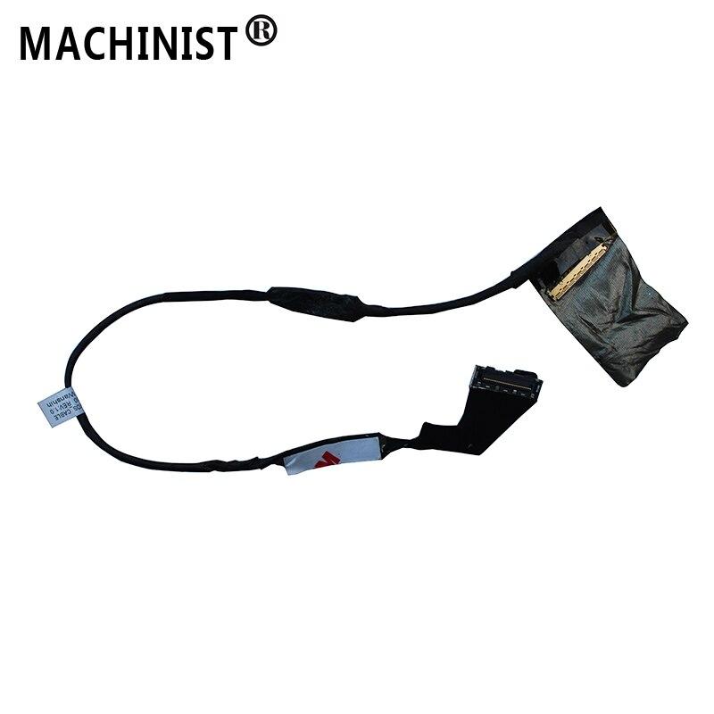 Maquinista video Original pantalla para asus EEE PC 1008 1008P 1008HA LCD portátil LED LVDS cinta de pantalla de cable de video 1422-00NR00