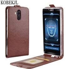 "Oukitel K6 Case Oukitel K6 Case Flip Wallet Luxury PU Leather Back Cover Phone Case For Oukitel K6 K 6 OukitelK6 Case Cover 6.0"""
