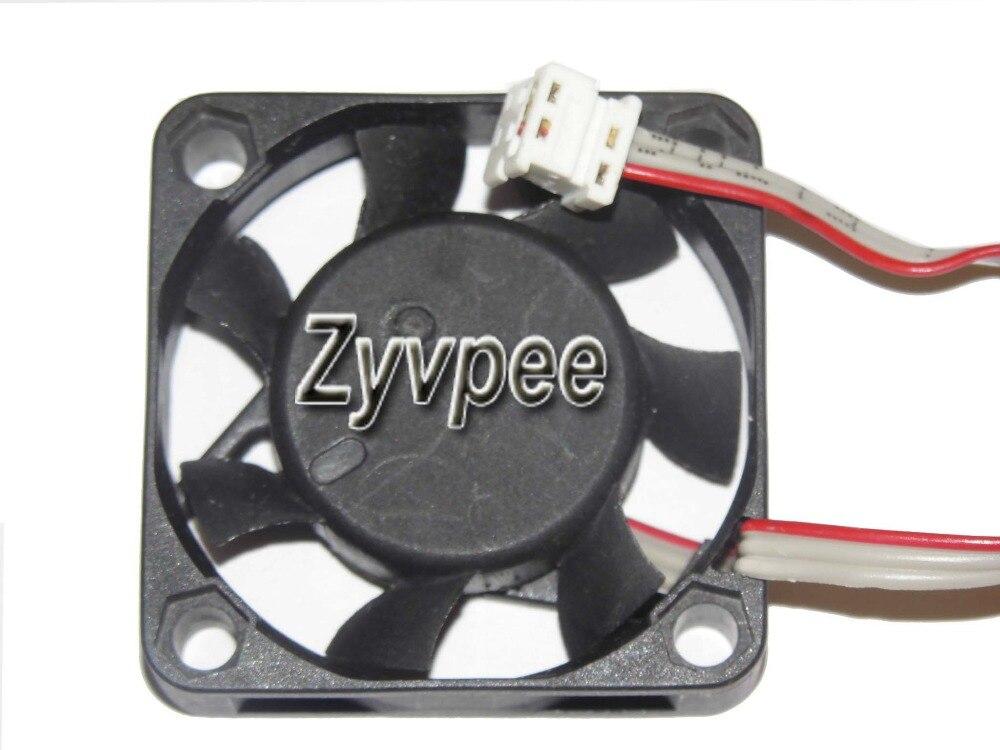 4CM 40*10mm EFB0412VHA -8C65 12V 0.2A 3 wires 3 pins micro case fan