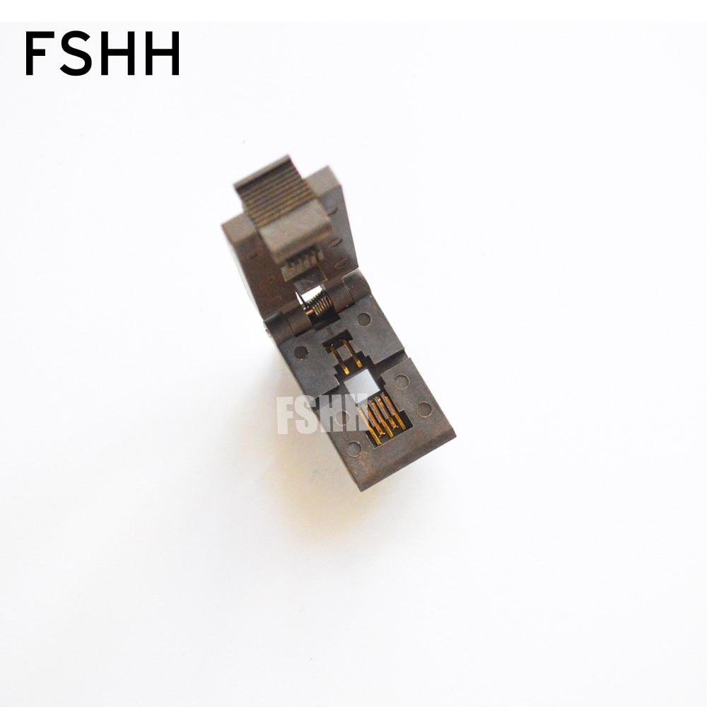 TO-252-5L Burn-in Socket TO-252-5 TO252-5 IC Test Socket/IC Socket(Flip test seat) 30f133 gt30f133 to 252