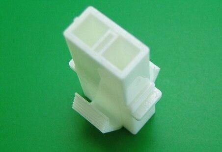 XLR-02V العلب الأبيض اللون موصلات محطات إيواء 100% ٪ أجزاء جديدة ومبتكرة