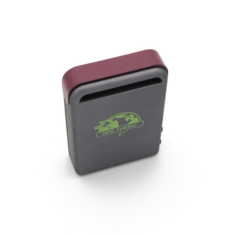 Mini GPS/GSM/GPRS rastreador de vehículos para coche TK102 dispositivo de seguimiento en tiempo real dispositivo de seguimiento para personas coche Auto
