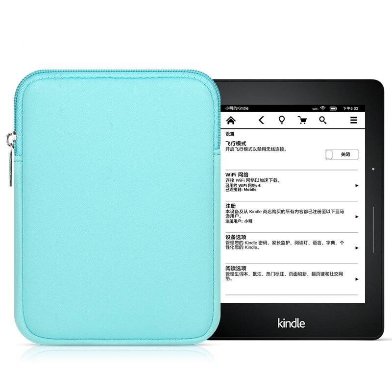"6 ""планшет рукав сумка для Amazon Kindle Paperwhite 1 2 3 чехол для Kindle 8 Voyage Обложка для Kobo 6 дюймов Сумка для электронной книги"